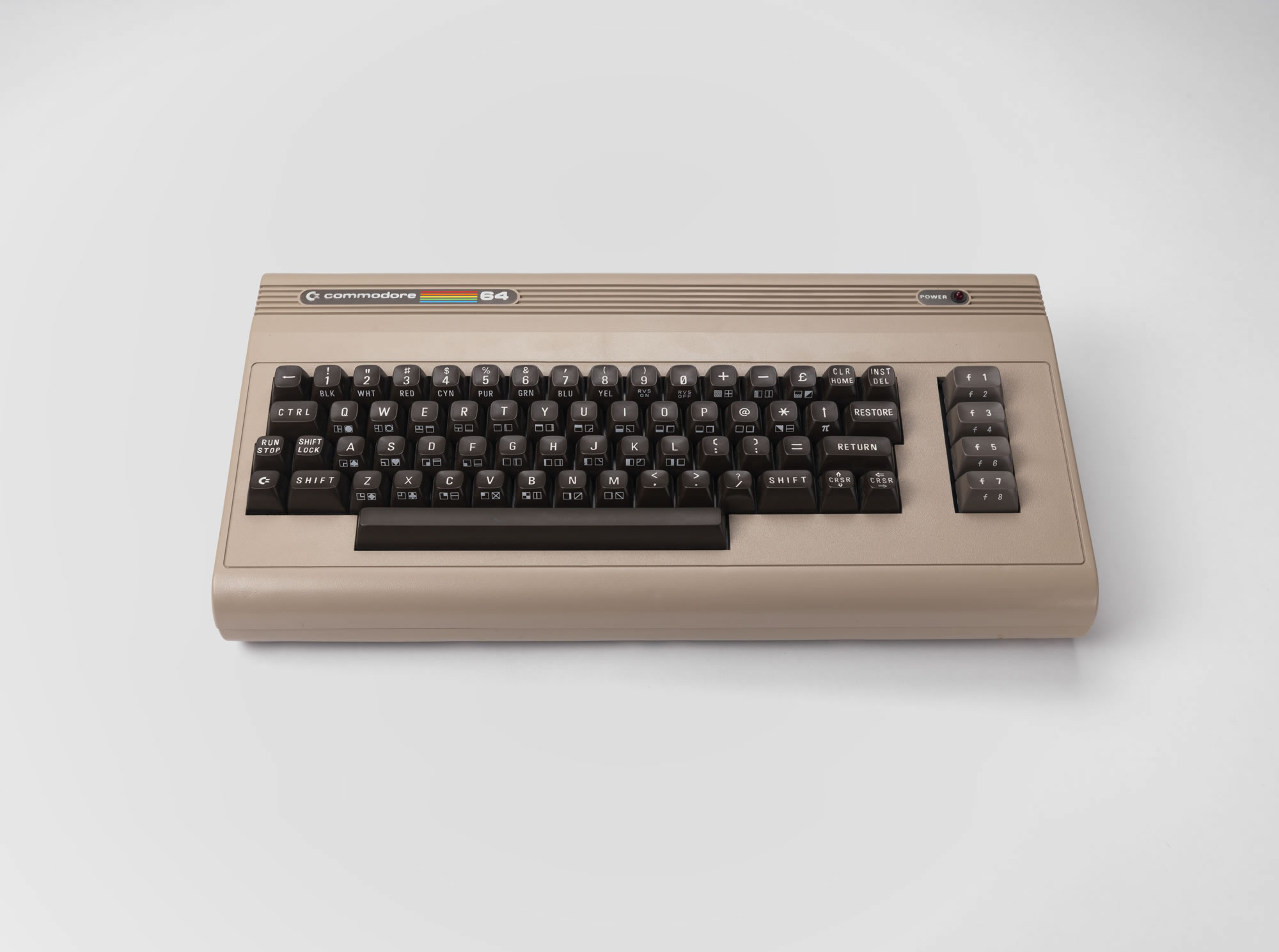 Commodore 64 - The Interface Experience: Bard Graduate Center